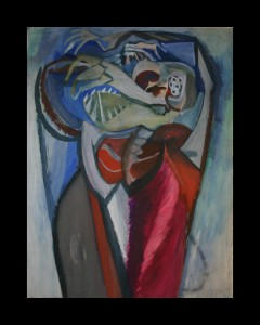 """""""Screaming - Homage to Picasso"""""""