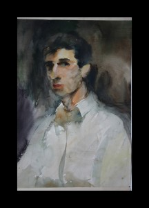 """Portrait of Young Man"""